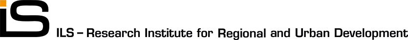 ILS – Institut für Landes- und Stadtentwicklungsforschung Logo